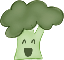 Happy Broccoli