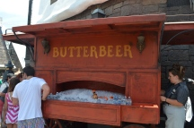 Butterbeer stand