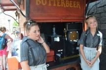 Getting Butterbeer