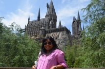 Mom and the Castle