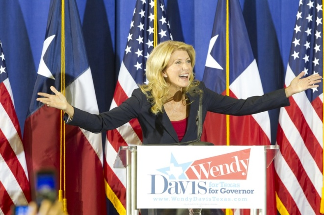 Wendy Davis for Texas Governor